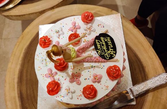 arushi birthday celebration