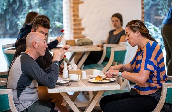food talk at atithi dine