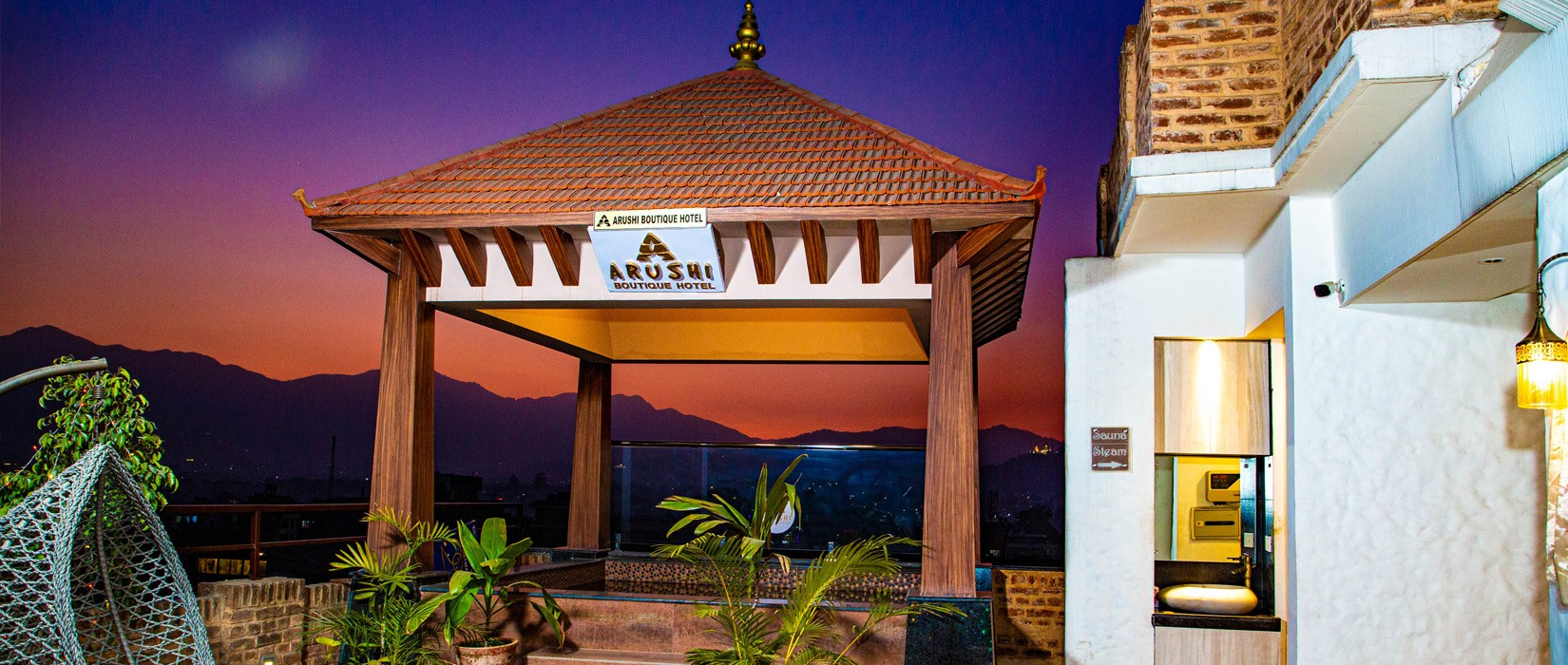 Marpha Bar Arushi Boutique Hotel
